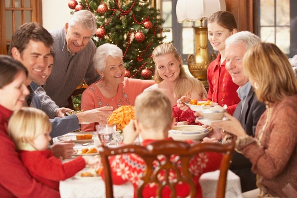 Photo of Spending the Holiday Season with the Elders