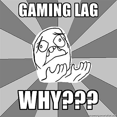 Everybody hates - and blames - lag for their gaming shortcomings. Except Koreans.