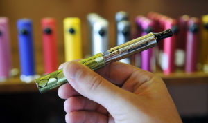 More than just hot air? Whether e-cigarettes are a good idea remains a question