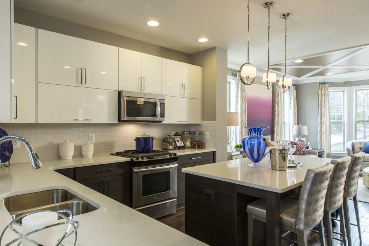 Maximized kitchen