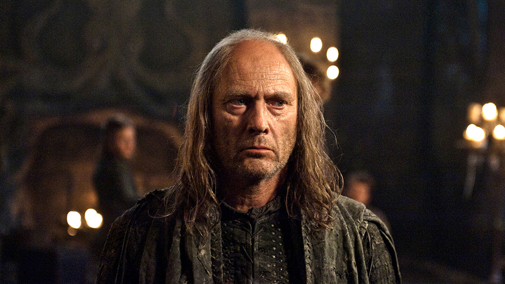Balon Greyjoy. Photo from HBO.