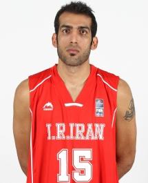 Hamed Haddadi. Photo from FIBA.