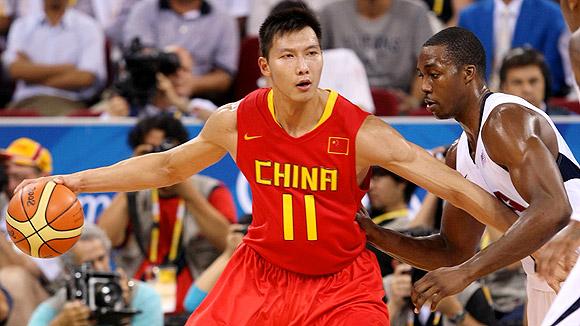 Yi Jianlian.