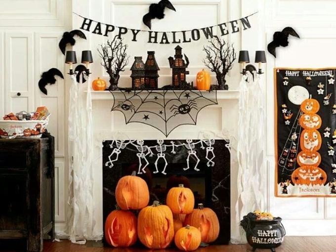 halloween designs focal point