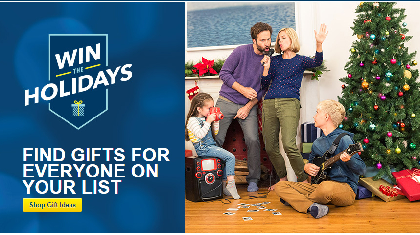 best buy Holiday campaign
