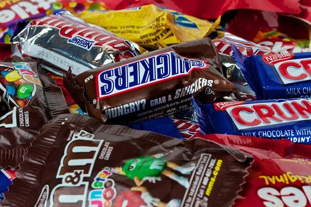 halloween fun candy