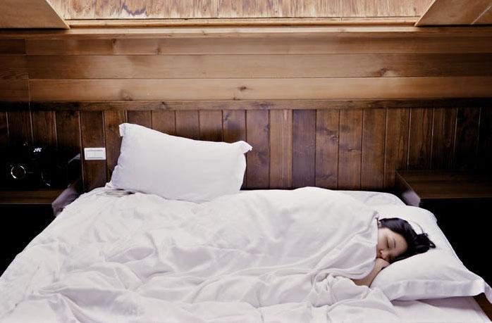 Sleeping - healthy life