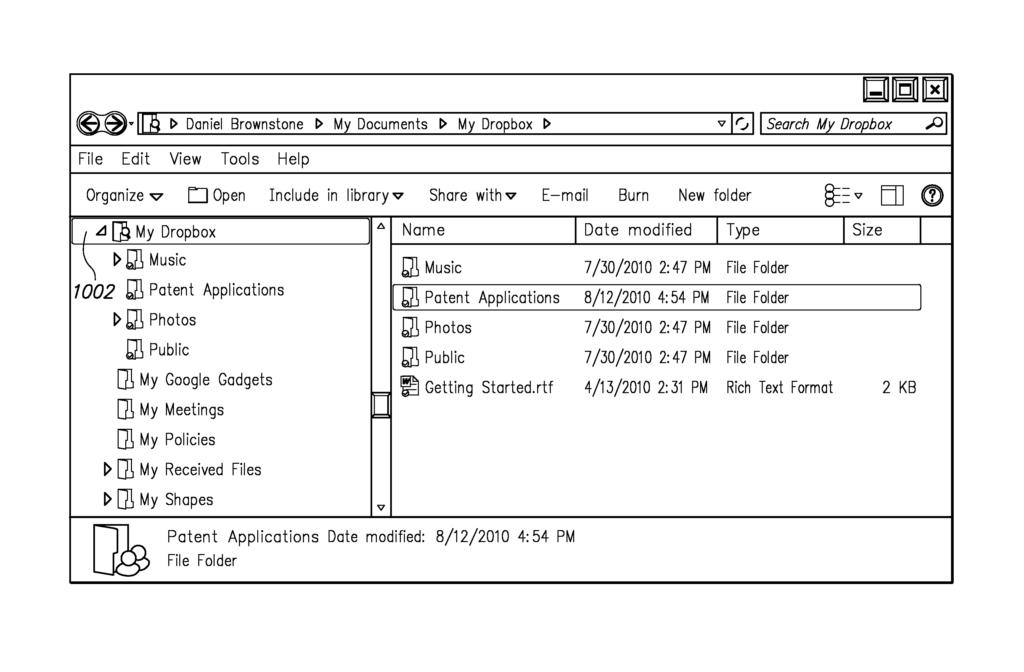 Dropbox Network Folder Synchronization