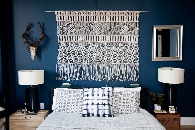 Eclectic - Guest Bedroom