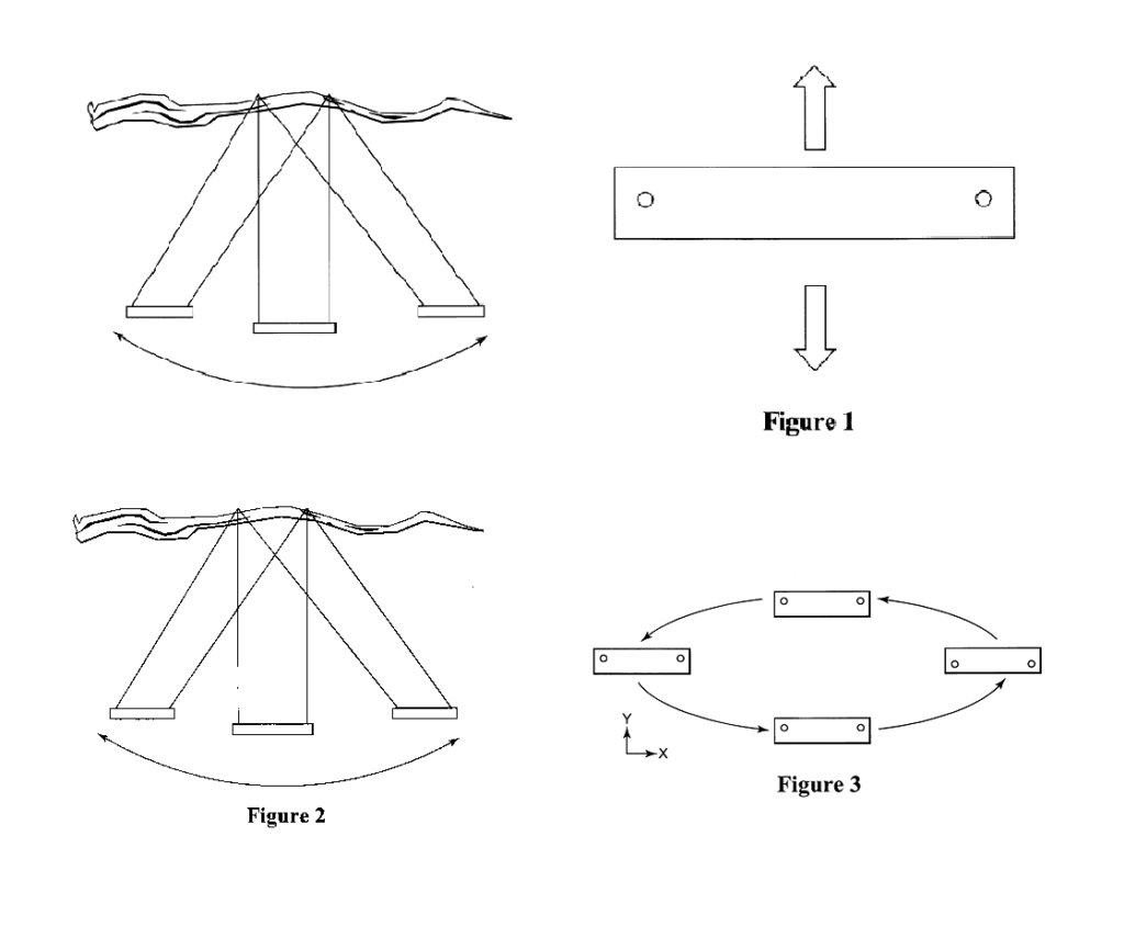 Method of swinging on a swing