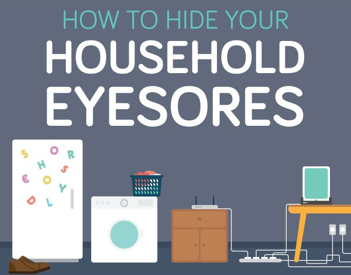 Photo of How To Hide Your Household Eyesores