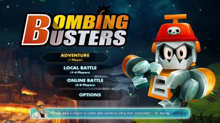 Bombing Busters