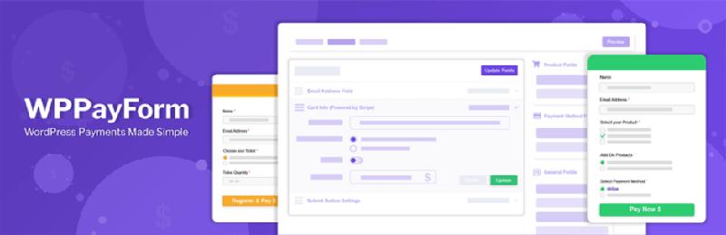 WordPress payment plugins