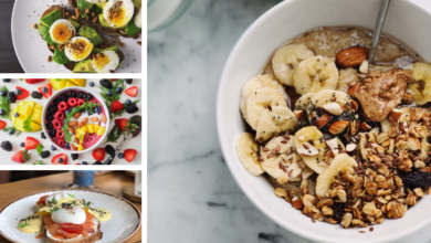 Photo of 5 Nutritious, Easy, Fast Breakfast Foods to Make